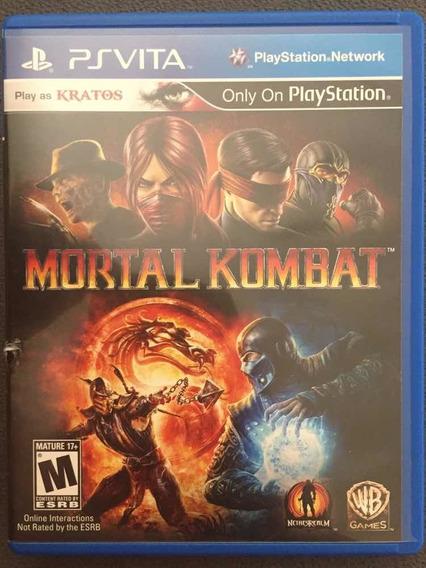 Mortal Komba Vita - Ps Vita