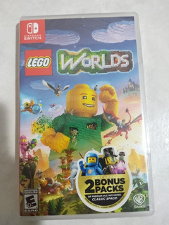 Video Juego Nintendo Switch Lego Worlds