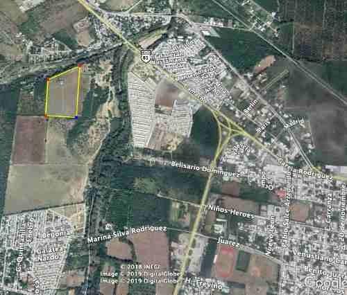Rancho En Infonavit Jardines De Linares, Linares