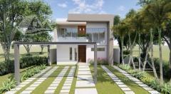 Casa En Venta En Cancun/lagos De Sol