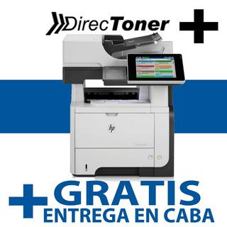Impresora Multifuncion Laser Hp M525dn Envios A Todo El Pais