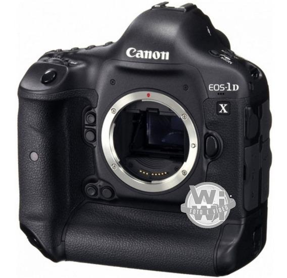 Câmera Canon Eos-1d X (corpo)