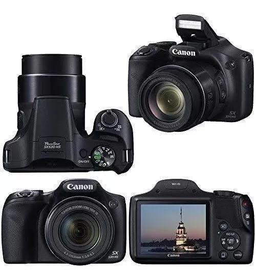 Canon Powershot Sx530 Usada Seminova