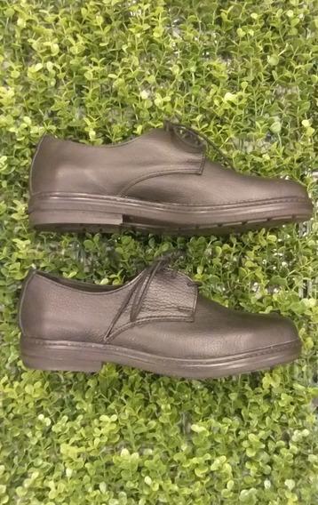Zapato Inca De Cuero Pampero