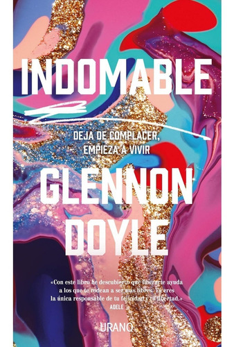 Libro Indomable - Glennon Doyle