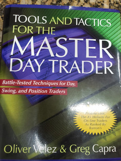 Livro Tools And Tactics For Master Day Trader Oliver Velez