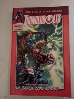 Comic Thunderbolts Tomo De 392 Pag! Marvel Panini Rosario