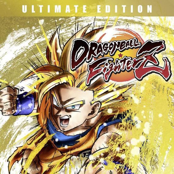 Dragon Ball Fighterz Pc Full En Español