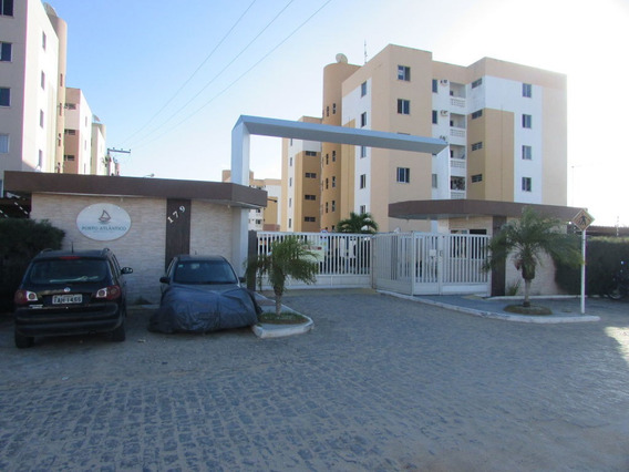 Apt No Cond Porto Atlantico, Mobiliado, Com 66m², Bairro Aruana, - Ca519