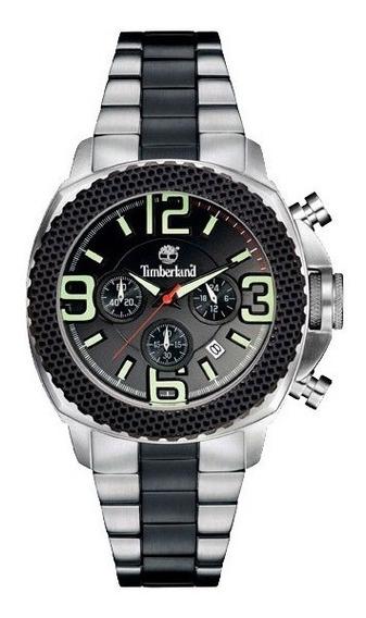 Timberland Qt7127103 Relógio Masculino Entrega Nota Fiscal
