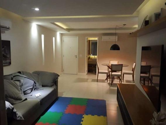 Apartamento Em Botafogo, Rio De Janeiro/rj De 120m² 3 Quartos Para Locação R$ 5.500,00/mes - Ap532878