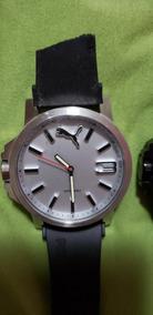 Relógio Puma Ultrasize Com A Pulseiras Quebrada.