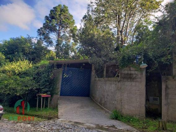 Linda Casa No Paisagem Renoir - Ca0376