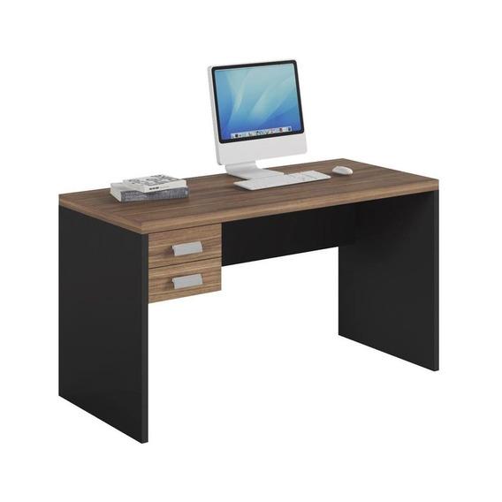 Mesa Para Escritório Studio L 2 Gavetas Caemmun F.00544332