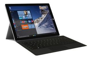 Tablet Microsoft Surface 3 4gb 128ssd Atom X7 Teclado Intel