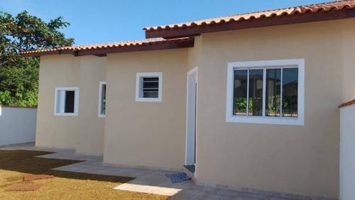 Linda Casa Lado Praia Em Itanhaém