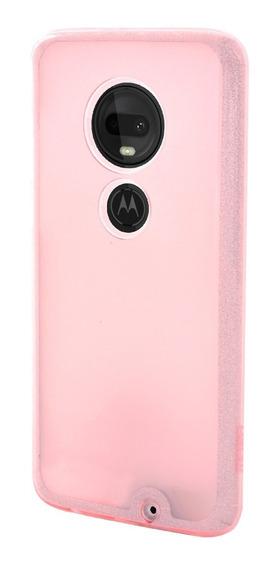 Funda Protector Design Glam Motorola Moto G7 / G7 Plus