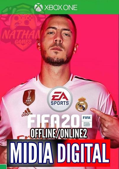 Fifa 20 - Xbox One - Mídia Digital + 1 Brinde