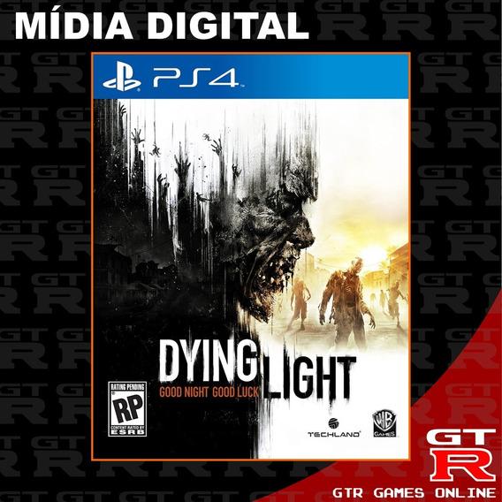 Dying Light Ps4 Digital Primaria Psn Envio Ja