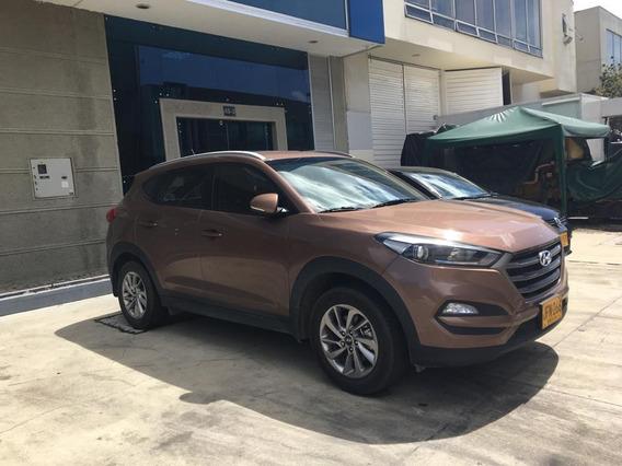 Hyundai Tucson Color Sepia Mod 2016