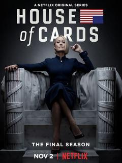 House Of Cards 6ª Temporada Completa