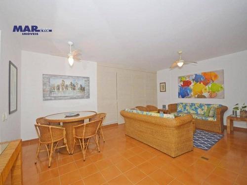 Imagem 1 de 15 de Apartamento Residencial À Venda, Centro, Guarujá - . - Ap10804