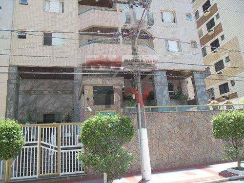 Apartamento À Venda, 65 M² Por R$ 280.000,00 - Tupi - Praia Grande/sp - Ap0593