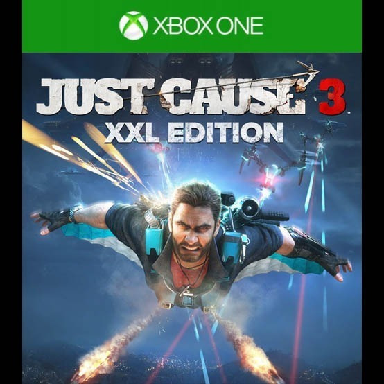 Just Cause 3 Xxl Edition Xbox One Midia Digital + 1 Jogo