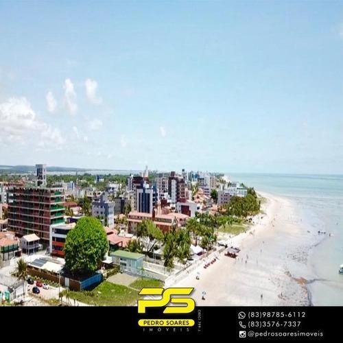 17 Apartamentos À Venda No Atlantic View À Partir De R$ 420.000 - Intermares - Cabedelo/pb - Ap3734