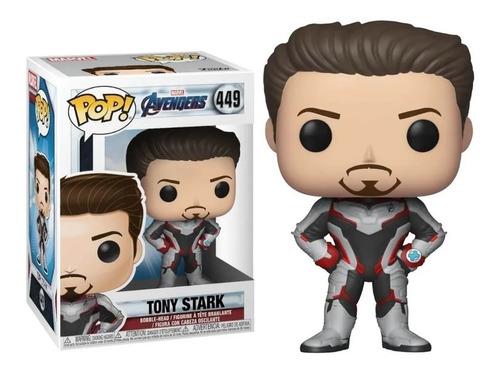Funko Pop! Tony Stark #449 Marvel Jugueteria El Pehuen