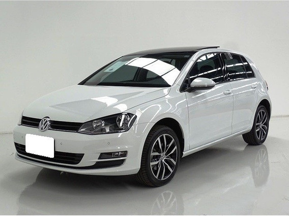 Volkswagen Golf 1.4 Tsi Highline Branco 16v Gasolina 4p