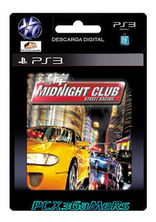 Ps3 Juego Midnight Club Pcx3gamers
