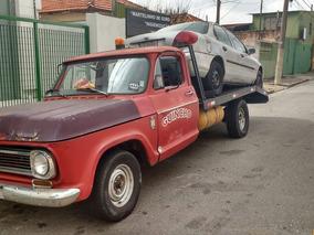 Guincho Chevrolet 1969 Mecanica Operacional