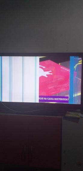 Tv Hbuster Com A Tela Quebrada Mais As Placas Boas