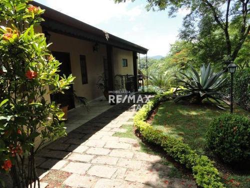Casa Com 4 Dormitórios À Venda, 360 M² Por R$ 1.050.000,00 - Medeiros - Jundiaí/sp - Ca1475