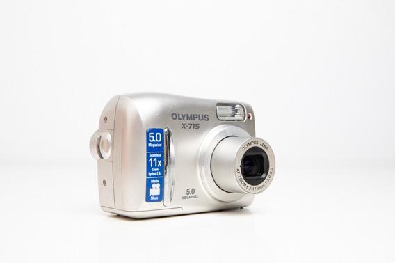 Câmera Fotográfica Olympus X-715