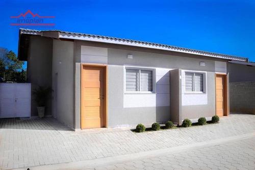 Imagem 1 de 18 de Casa À Venda, 51 M² Por R$ 220.000,00 - Jardim Colonial - Atibaia/sp - Ca3095
