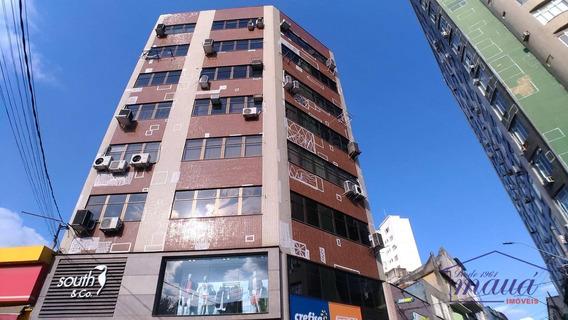 Ótima Sala Comercial No Melhor Ponto Do Centro De Caxias, Confira! - Sa0004