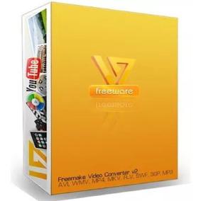Freemake Video Converter Gold V4 Envio Por Email