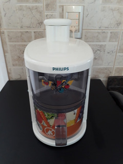 Extractor De Jugos Philips