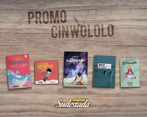 Promo Cinwololo (5 Libros)