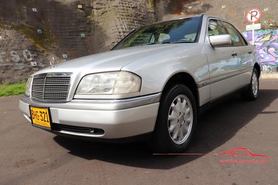 Mercedes Benz Clase C 280 Elegance Mt Aa 2ab Abs