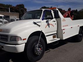 Caminhão Guincho Pesado Lança Hidráulica Ford F14000