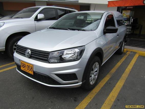 Volkswagen Saveiro Saveiro 1.6 Mt 3860 Kms