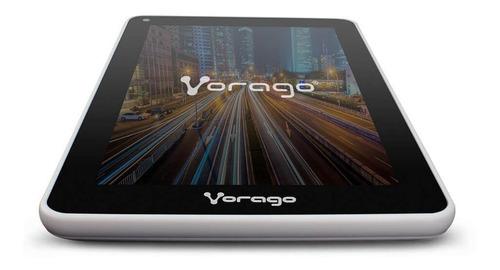 """Imagen 1 de 3 de Tablet  Vorago Pad-7 V5 7"""" 16GB blanca con 1GB de memoria RAM"""