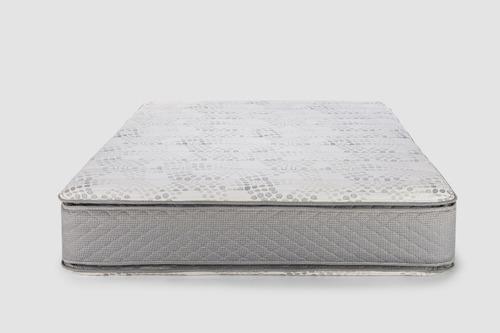Colchón Piero Montreaux Pillow King Size 200x200 Resortes