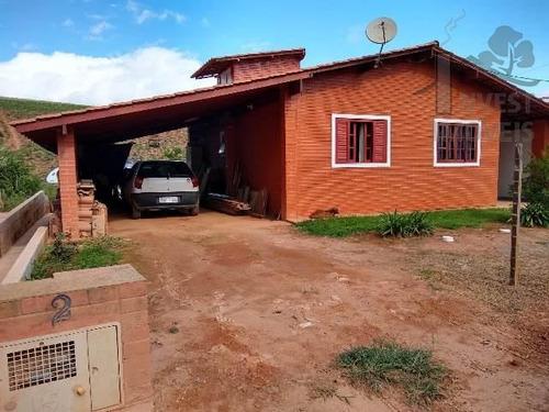 Cod-5445- Casa Em Ibiúna - 5445