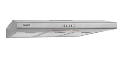 Imagem 1 de 3 de Depurador de Cozinha Suggar Slim aço inoxidável de parede 80cm x 8.5cm x 48cm inox 127V