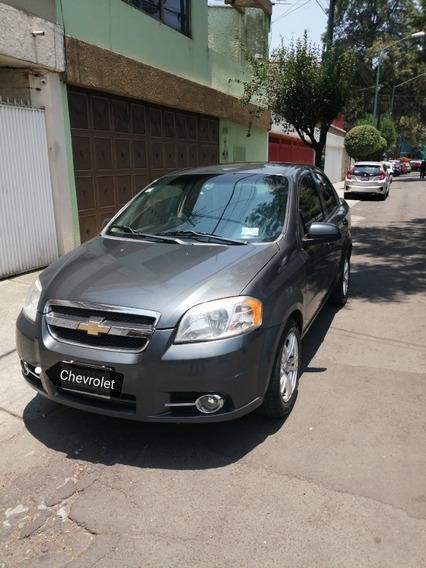 Chevrolet Aveo 1.6 Sedan 2011