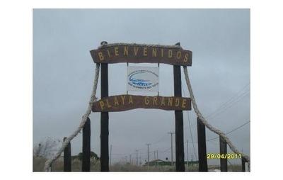 Vendo O Permuto Lote En San Clemente Del Tuyu, Playa Grande